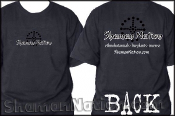 """The Official """"Shaman Nation"""" T-Shirt"""