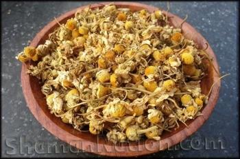 Chamomile Flowers (Matricaria)