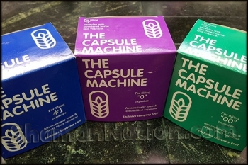 The Cupsule Machine